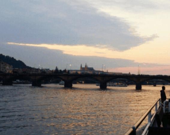 Naplavka-Sunset